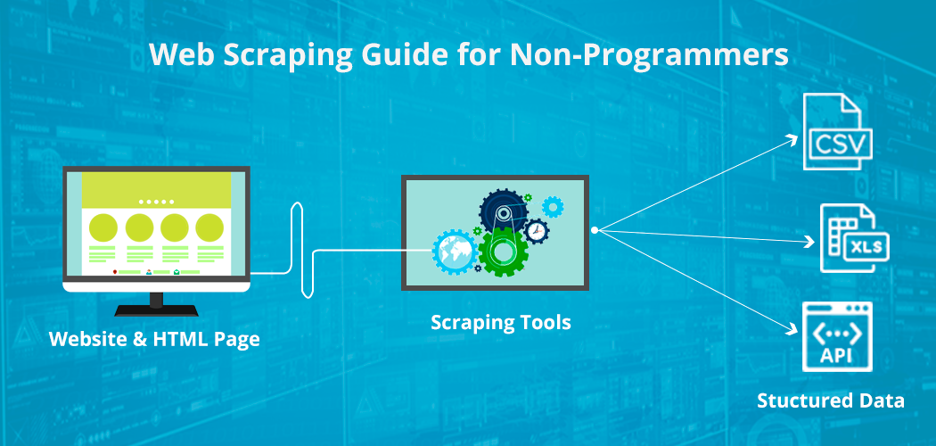 Web Scraping Guide for Non-Programmers