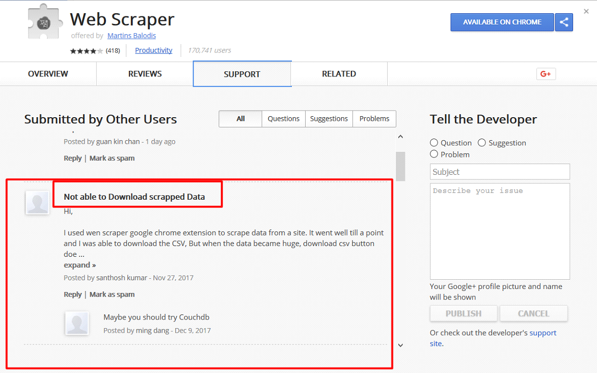 A Must-Have Guide to Web Scraping Using Chrome – PROWEBSCRAPER