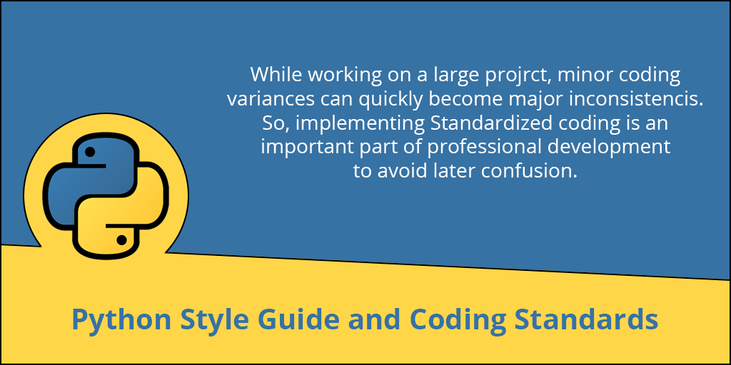 Python Style Guide and Coding Standards