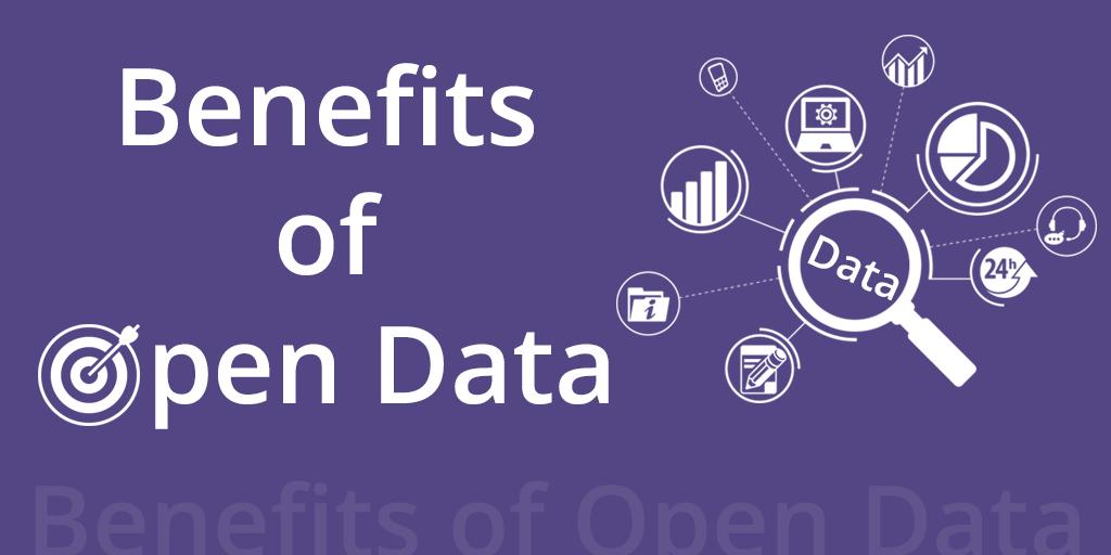 Benefits of Open Data