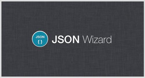 Json Wizard
