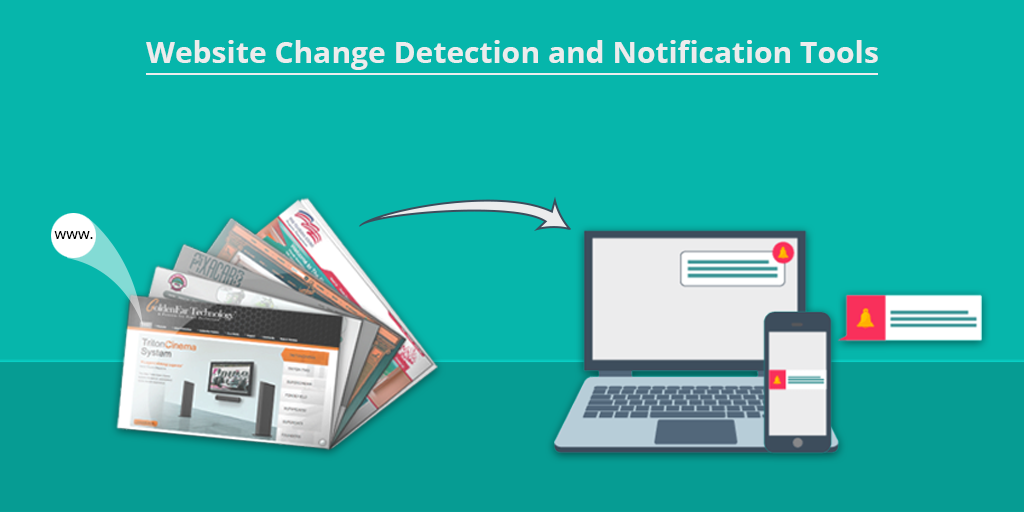 website change detection and notification tools compared